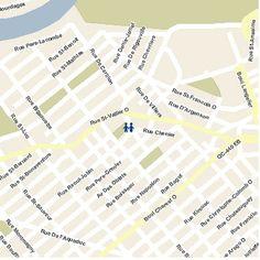 Jardin d'enfants Durocher | 290 rue de Carillon Rue, Gardens, Kindergarten, Children Garden