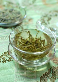 Lung Ching des Dieux, Récolte 2016 de Dammann Frères. #Tea #Thé #TeaLover #TeaAddict #ChineseTea #Gaiwan #Zhong #Green #GreenTea #LongJing