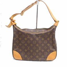 Authentic Louis Vuitton Shoulder Bag Boulogne 30 M51265 Browns Monogram  322208  fashion  clothing  shoes  accessories  womensbagshandbags (ebay  link) 020a1b0b791