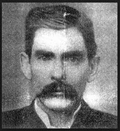 Wyatt Earp in 1882