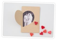 If you're into that kind of thing (Valentine's Day, that is) DIY: Valentine Photo Cards | Photojojo