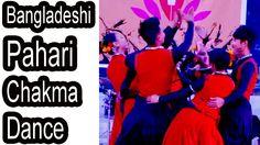 Best Bangladeshi Pahari Chakma Dance | new life2u