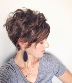 Short Messy Pixie Hairstyles