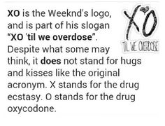 Yessssh<<< he specifically said it means what you want it to mean it doesn't directly mean drugs
