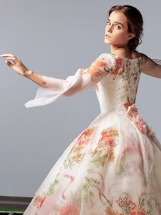 Emma W. Thailand: New pictures of Emma Watson as Belle in 'Beauty and the Beast Beauty And The Beast Wedding Dresses, Belle Wedding Dresses, Lace Back Wedding Dress, Wedding Beauty, Emma Watson Beauty And The Beast, Beauty And The Beast Movie, Emma Watson Beautiful, Emma Watson Linda, Mode Lolita