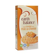 Shop Earth Balance Vegan Cheddar Mac & Cheese at wholesale price only at ThriveMarket.com