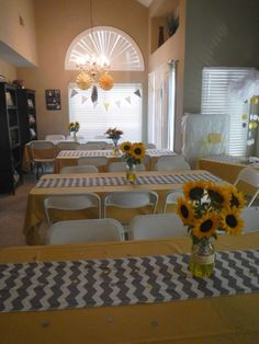 """Sara's """"You Are My Sunshine"""" Baby Shower 