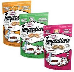 Temptations.....all the cool kitties eat this treat!