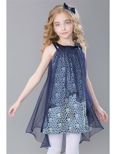 Платья для девочек 2017 (87 фото): детские, вязаные, бальные, в горошек, со шлейфом, трикотажные
