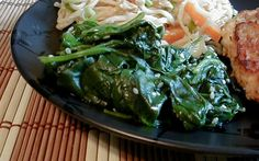 Toasted Sesame Greens Recipe - Food.com