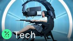 Scorpion Gaming Chair for Work-From-Home Life #technology #innovation #business #tech #technews #gaming
