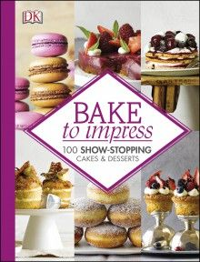 Bored of regular baking? Looking for new challenges? Discover a whole new world of baking creativity with    Bake To Impress.         Let award-winning baker Christian Hümbs take your baking to the next level with exceptional and exciting cake and dessert recipes from macarons to muffins and beyond. Impress your friends with over 100 classic and innovative cake recipes to create mouth-watering desserts...