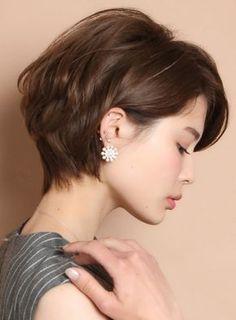 ☆カットで立体的に☆大人エアリーショート 【CIRCUS by BEAUTRIUM 表参道】 http://beautynavi.woman.excite.co.jp/salon/31234?pint ≪ #shorthair #shortstyle #shorthairstyle #hairstyle・ショート・ヘアスタイル・髪形・髪型≫