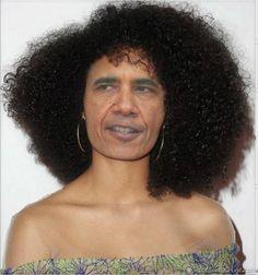 Drag obama Comic Face, Face Swaps, Caricatures, Obama, Humor, Humour, Funny Photos, Caricature, Funny Humor