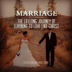 Find and share encouraging marriage quotes! We believe a Christ-centered marriage requires a fierce tenacity that never gives up and never gives in. 'Til death do us part! Fierce Marriage, Godly Marriage, Marriage And Family, Marriage Advice, Quotes Marriage, Godly Relationship, Marriage Goals, Beautiful Marriage Quotes, Catholic Marriage