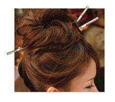 10 Japanese Hairstyles With Sticks