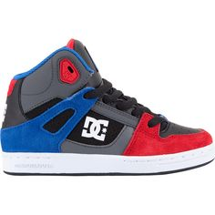 DC SHOES Rebound Boys Shoes ($40) ❤ liked on Polyvore
