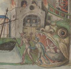 La Passion et Résurrection de nostre saulveur et redempteur Jhesucrist, ainsi qu'elle fut juée en Valenchiennes, en le an 1547, par grace de...