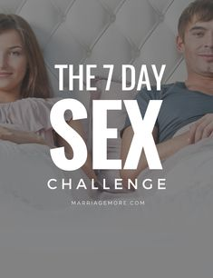 28 days of sex