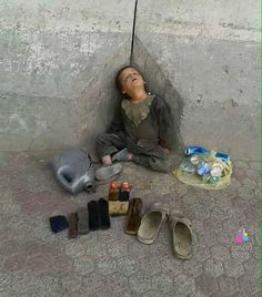 orphans in Syria...