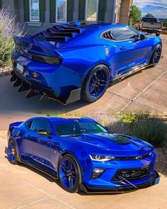 Camaro Zl1, Chevrolet Camaro, Rat Look, Hot Cars, Concept Cars, Muscle Cars, Ford, Photo And Video, Vehicles
