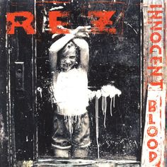 Rez Band Innocent Blood CD Cover - Great God in Heaven (Resurrection Band) #RezBand
