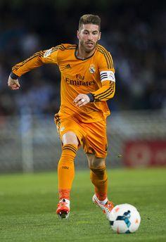 Sergio Ramos - Real Sociedad de Futbol v Real Madrid CF - La Liga