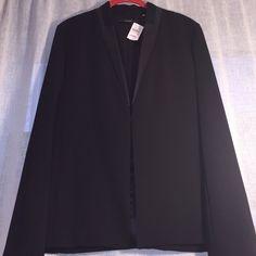 💕 HOST PICK 💕 NWT Tahari jacket❤️ NWT Tahari fitted black stylish jacket, size 10. Tahari Jackets & Coats Blazers