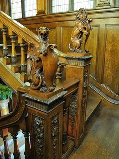 BIG OLD HOUSES: High Art and Deep Pockets