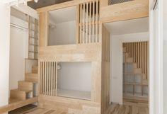 Детская-трансформер: 24 квадратных метра для двух мальчиков Hidden Bed, Boy Room, Playroom, Loft, Interior, Ikea, Furniture, Home Decor, Game Room Kids
