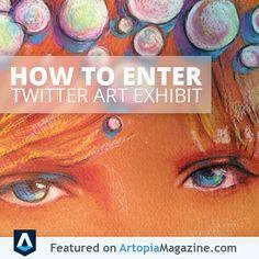 59 Best Twitter Art Exhibit images | Exhibit, Art school