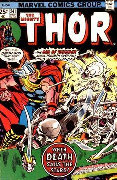 Cover for Thor (Marvel, November 1975) #241