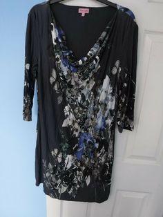 PHASE EIGHT WOMAN'S GREEN FLORAL DRESS SIZE UK 16 EUR 44 #PhaseEight #d Green Floral Dress, Pink Dress, Phase Eight, Women Sleeve, Size 16, Detail, Ebay, Dresses, Pink Sundress