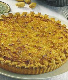 Tarte de Coco - http://www.receitassimples.pt/tarte-de-coco/