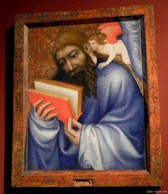 Mistr Theodorik - deskové obrazy v Kapli sv. Kříže na Karlštejně