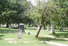 Dallas historic pioneer cemetery