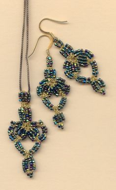 free+jewelry+patterns+with+beads | Patterns Free Bead Tatting | Read and write patterns for bead tatting ...