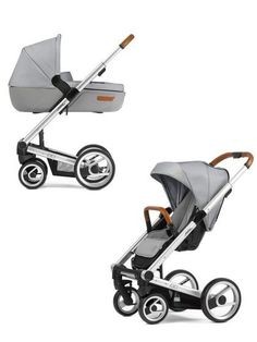 Mutsy Igo Urban Nomad Stroller, Seat and Carry Cot Bundle