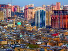 Baku, Azerbaijan!