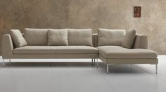 Modular sofa Luna, by Alberta Salotti Home And Living, Living Room, I Amsterdam, Designers Guild, Mid-century Modern, Sweet Home, Couch, The Originals, Furniture