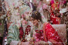 Indian Wedding, Wedding Photography, Wedding Portrait, Indian Couple Wedding Portrait, Wedding Photography Ideas, Indian Traditions, Couple Portrait Elegant Photography Ideas, Portrait Photography, Wedding Photography, Couple Portraits, Wedding Portraits, Royal Red, Wedding Function, Wedding Favours, Bridal Looks