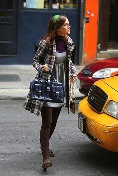 Blair Waldorf Fashion: 1x09 Blair Waldorf Must Pie