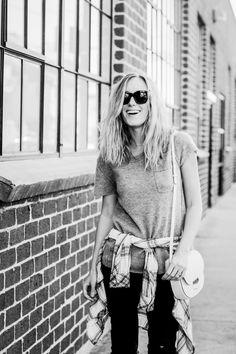 EatSleepWear / Plaid vibes //  #Fashion, #FashionBlog, #FashionBlogger, #Ootd, #OutfitOfTheDay, #Style