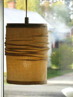 Lampskärm.