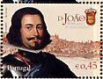 Postage Stamps - Portugal - D. João