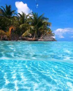Beautiful Nature Scenes, Beautiful Photos Of Nature, Beautiful Places To Travel, Amazing Nature, Nature Photos, Beautiful Beaches, Beautiful World, Live Wallpaper Iphone, Beach Wallpaper
