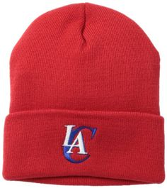 b288aee8f09 Compare prices on Los Angeles Clippers Cuffed Knit Hats from top online fan  gear retailers. Save money on Cuffed Knit Hats and caps.