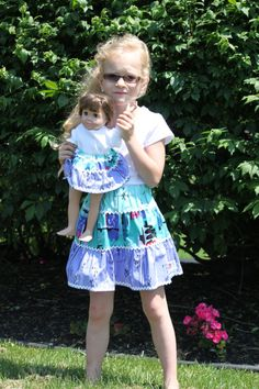 Hey, I found this really awesome Etsy listing at https://www.etsy.com/listing/191925601/top-and-skirt-with-matching-set-for