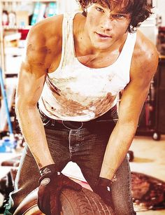 Jared Padalecki, he May not be the hottest on the show and currently need a haircut but you can't deny he's hot
