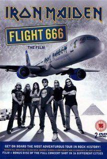 Flight 666 Iron Maiden Holdings 2009 Patch Metal Music